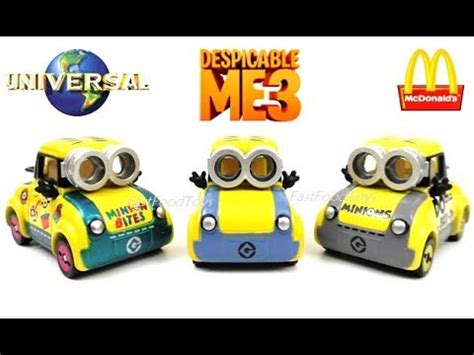 Hotwheels Happy Meal Japan Team Wheels Japanese Mcd Mcdonalds 2017 despicable me 3 minions cars tomica wheels like universal japan v mcdonalds happy meal