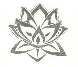 Lotus Tribal Tribal Lotus By Amakoro On Deviantart