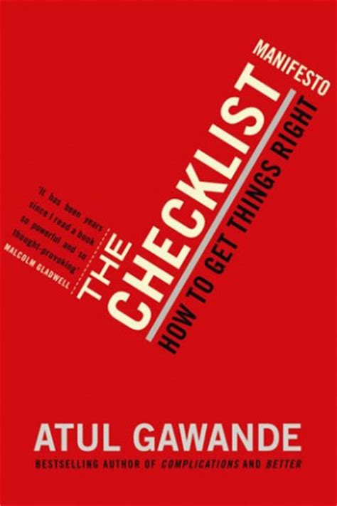 summary the checklist manifesto by atul gawande how to get things right the checklist manifesto how to get things right book paperback hardcover audiobook audible summary book 1 books the checklist manifesto atul gawande