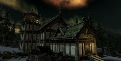 Skyrim: Hearthfire DLC lets you build your dream home