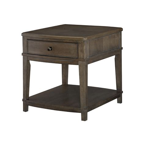 Home Goods End Tables by American Drew Park Studio Rectangular End Table Home Goods