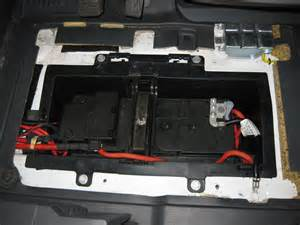 Fiat Ducato Starting Problems X250 Cab Battery Change In Pictures Motorhomefun The