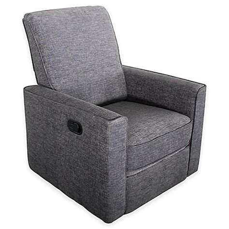 grey glider recliner for nursery upholstered gt abbyson living 174 nursery swivel glider