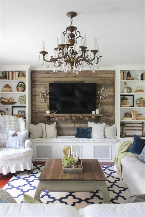 home decorators ideas picture fall into home tour 2016 feather my nest simple living room fall living room living room decor