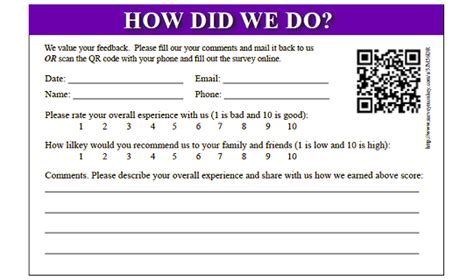 Customer Feedback Card Template by Comment Cards Image 24 Best Comment Cards Images On