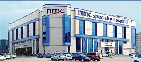 Mba In Hospital Management In Abu Dhabi by Nmc Specialty Hospital Nominated In Hospital Build And