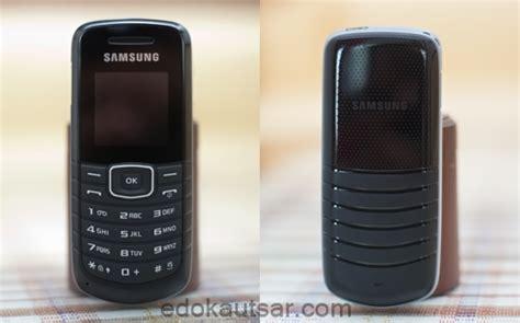 Hp Samsung Senter Murah review hp murah samsung gt e1080f edo kautsar