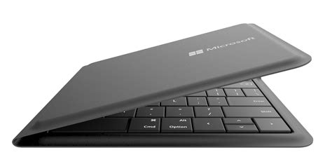 Microsoft Universal Foldable Keyboard microsoft universal foldable keyboard a universal keyboard for mobile devices