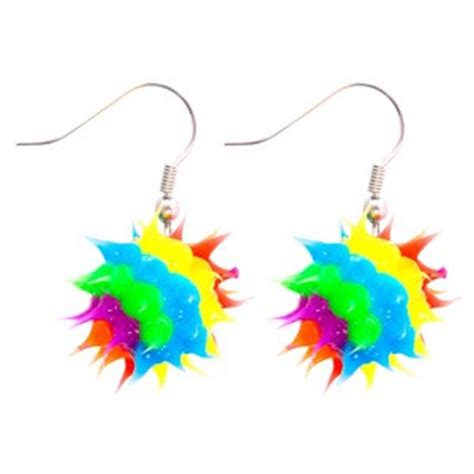Spikeez Earrings Collection   Frogsac Kids Jewelry