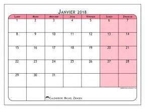 calendrier 224 imprimer janvier 2018 olivarius 3