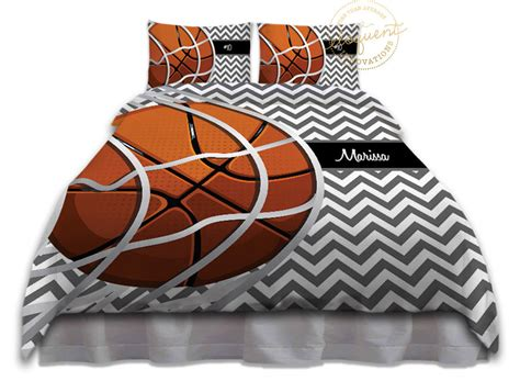 basketball bed set basketball comforter set grey white chevron bedding