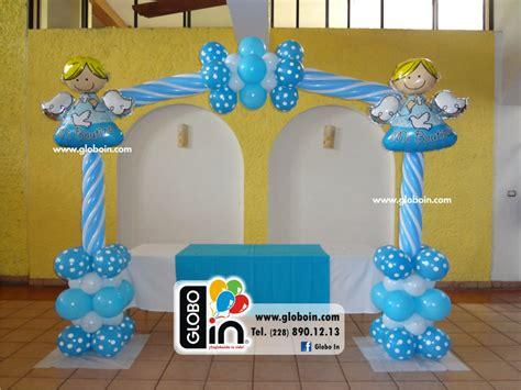 decoracion con globos para ni o decoracion con globos para bautizo de ni 241 o hilarious