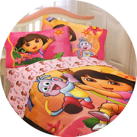 dora toddler bed set dora toddler bed sheet set modern home interiors tips
