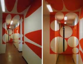 Interior design wall art incredible optical illusions