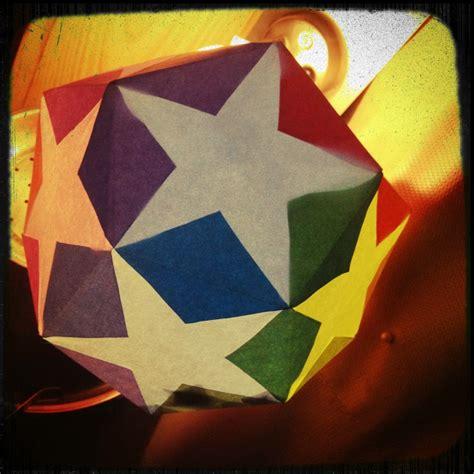 creative paper star lanterns pattern guide patterns