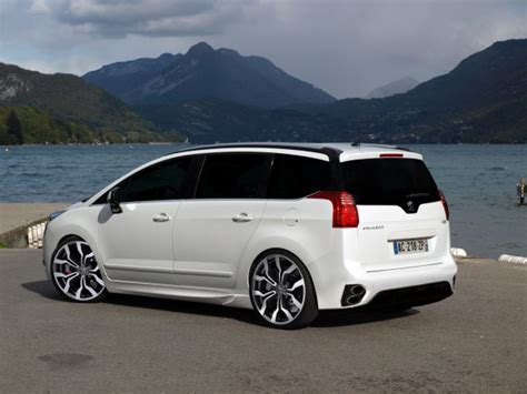 Auto Tuning Peugeot 5008 by Forum Peugeot 5008 Afficher Le Sujet Tuning