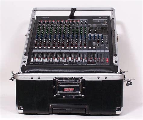 Mixer Yamaha Mgp 16 Channel yamaha mgp series mgp16x 16 channel 4 mixer w rolling reverb