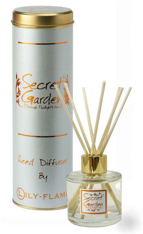 secret garden reed diffuser reed diffusers lily flame