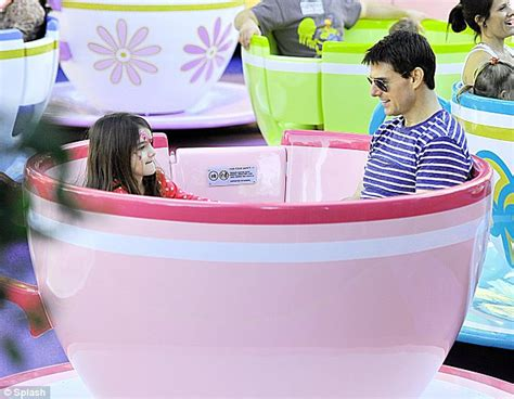 Tom And Throw A Tea For Suri by Suri Cruise Gets Painted As Tom Treats