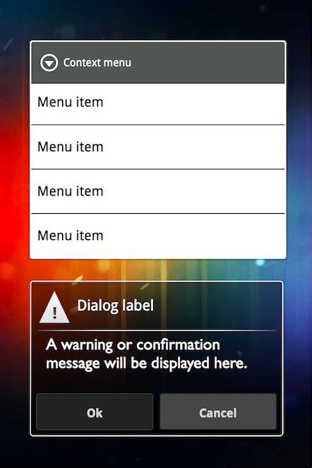office templates for android axure android widgets library powerpoint storyboard
