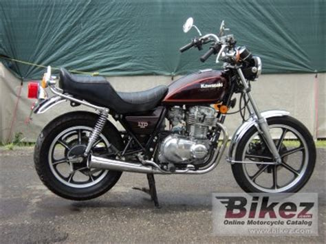 Kawasaki 440 Ltd For Sale by 1983 Kawasaki Z 440 Ltd Specifications And Pictures