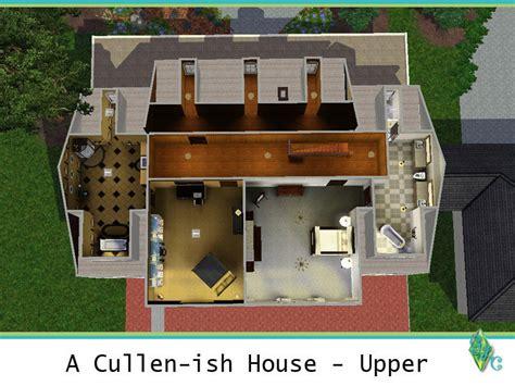 twilight house floor plan glachaille s a cullen ish house