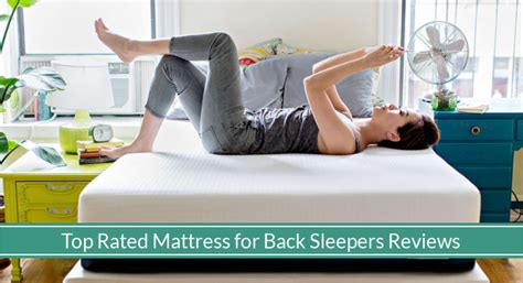 Top 5 Best Mattresses For Back - the top 5 best back sleeper mattresses for 2018