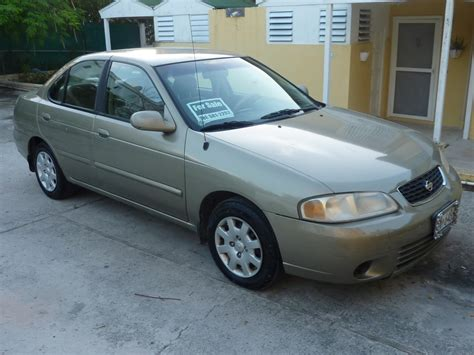 sentra nissan 2001 nissan sentra 2001 for sale very good condition