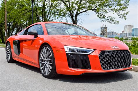 Audi R8 2017 by Review 2017 Audi R8 V10 Plus 95 Octane
