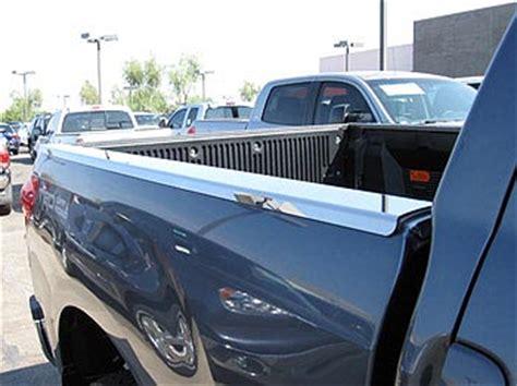 bushwacker bed rail caps tailgate ford ranger px