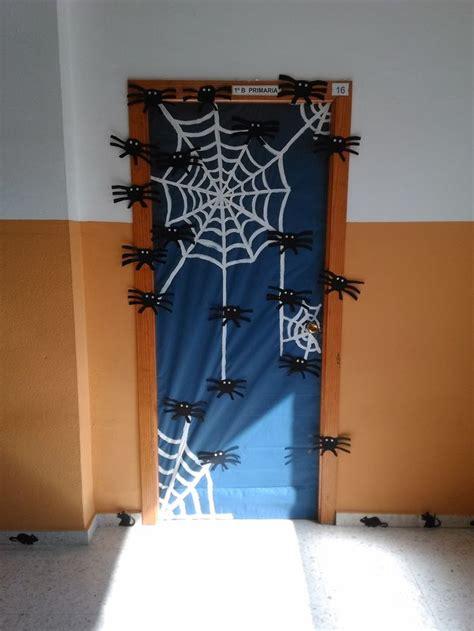decoracion nevera halloween m 225 s de 25 ideas fant 225 sticas sobre puertas decoradas en