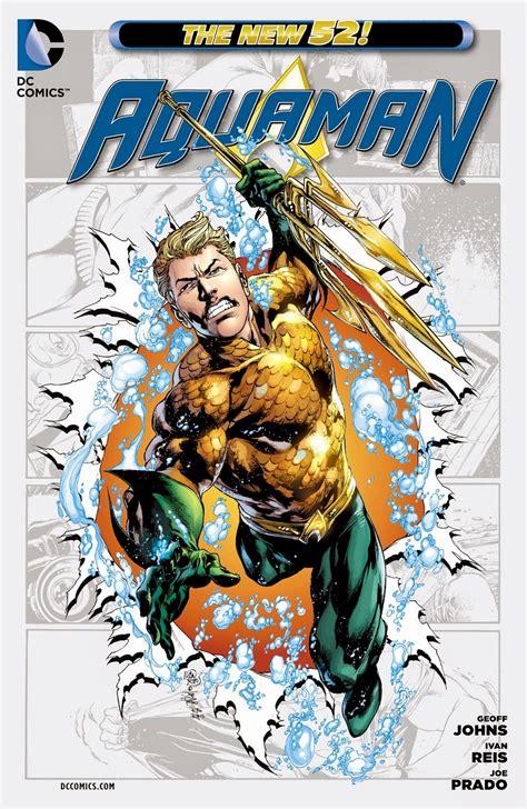 Aquaman Vol 1 The Trench The New 52 Graphic Novel Ebooke Book comics revelados aquaman new 52
