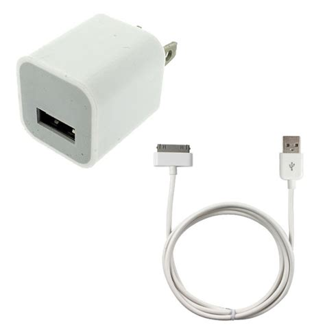 iphone 6 charging cable usb wall home charger adapter 6 ft cable for iphone 4s 4 3gs 3g 2g ipod touch ebay