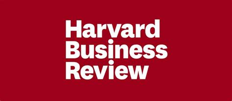 Harvard Mba Class Schedule by Harvard Business Review Topbots
