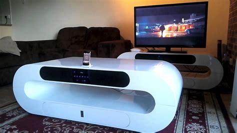 smart coffee table intelligent furniture  ultimate