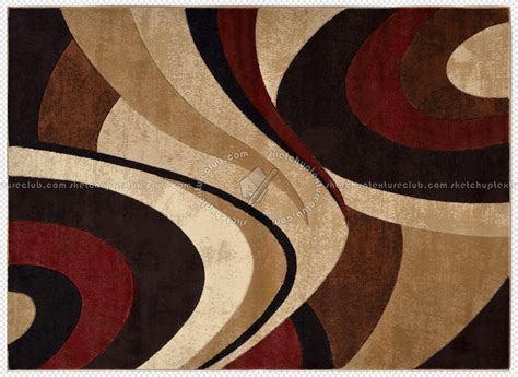 Patterned Rugs Modern Contemporary Patterned Rug Texture 20047