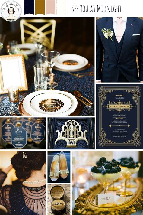 new years wedding ideas in midnight blue gold new year weddings midnight