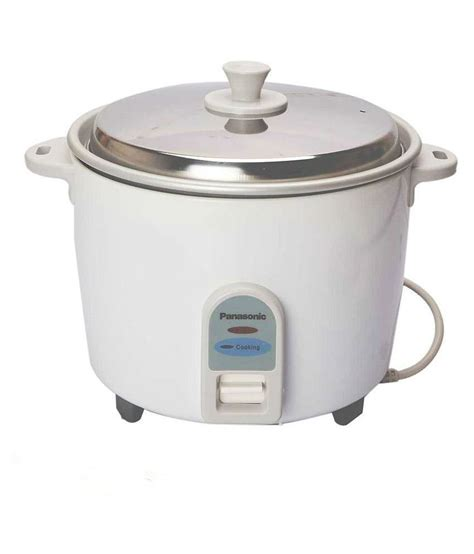 Quantum Rice Cooker 3 In 1 panasonic 1 8 l sr wa 18 electric cooker price in india buy panasonic 1 8 l sr wa 18 electric