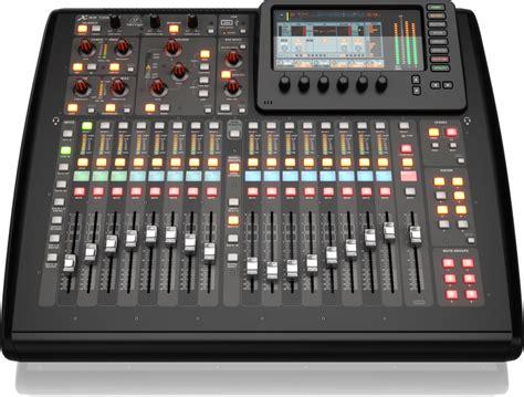 Mixer X32 Compact x32 compact digital mixers mixers behringer