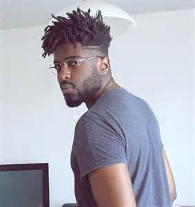 hairstyle back men images