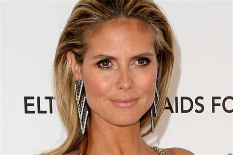 Heidi Klum Needs Some Makeup by Heidi Klum Without Makeup Is As Gorgeous As You D Expect