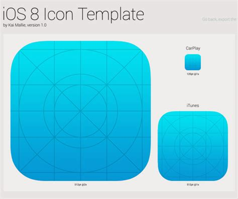 ios photoshop template ios 8 icon template psd ux pro mockup