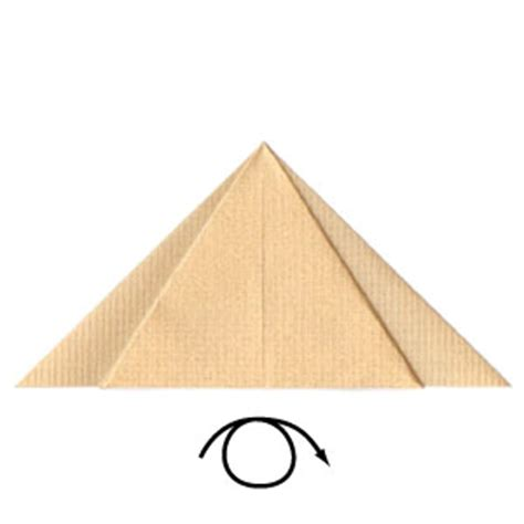 How To Make An Origami Pyramid - how to make the great origami pyramid page 5 car
