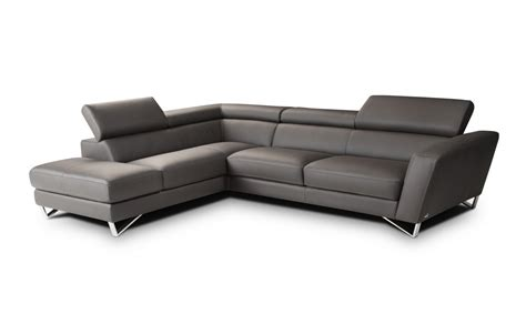 nicoletti sectional sparta sectional by nicoletti leather sofa sets living