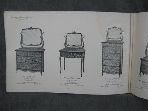 Williamsport Furniture Company Dresser by Catalogue 1907 Of The Williamsport Furniture Company