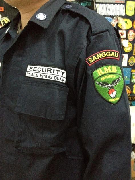 Seragam Satpam Pdl jual seragam security pdl perlengkapan security