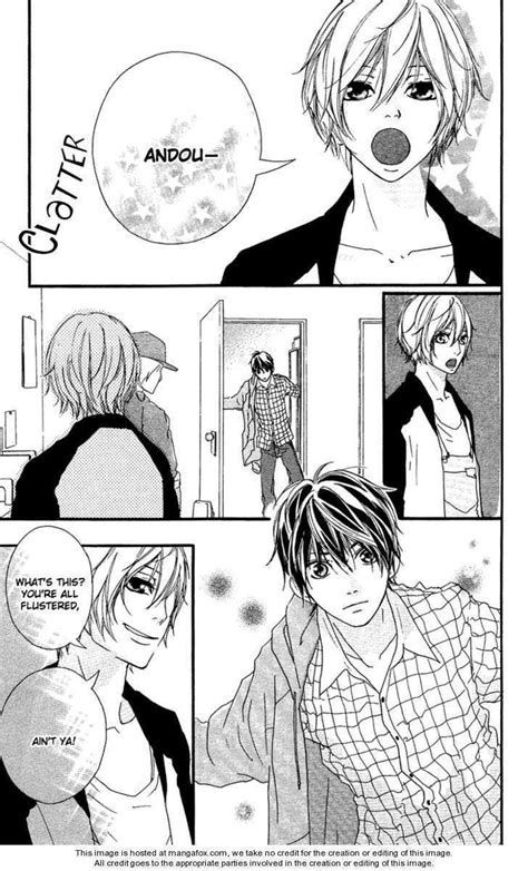 what is shoujo pages from strobe edge shoujo photo 16115168