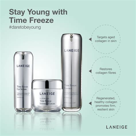Harga Laneige Time Freeze Essence laneige free time freeze sle kit giveaway malaysia