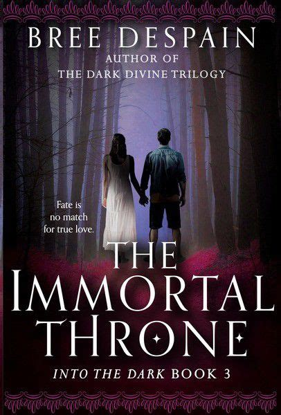 immortal in in book 3 the immortal throne tells story of modern day hades and