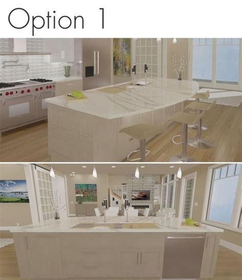 kitchen layout island option grandview charity build welcome to the grandview charity